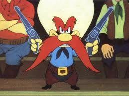 Looney Tunes, Yosemite Sam -- Yer Darn Tootin