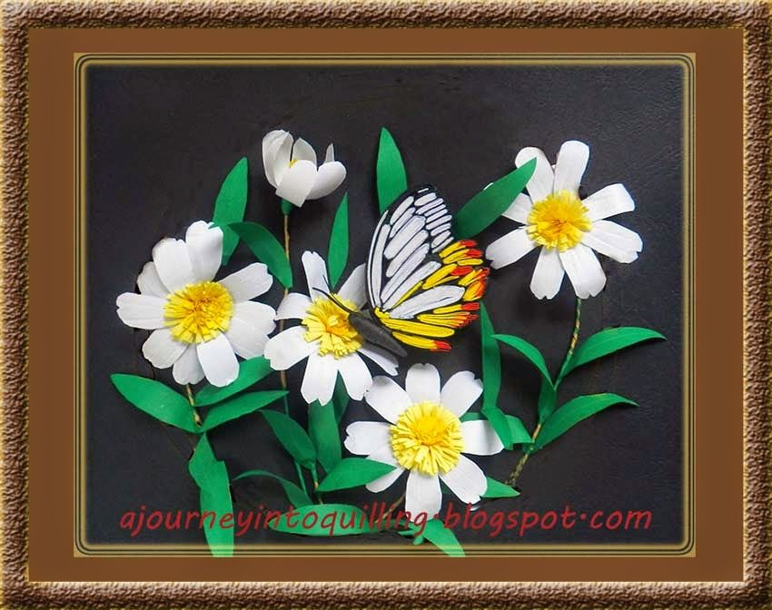 43f036829228 paper quilling flower frames under fontanacountryinn com .