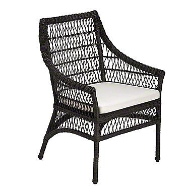 McGuire Furniture: Water Mill Arm Chair: WK-120 | Chair | Pinterest