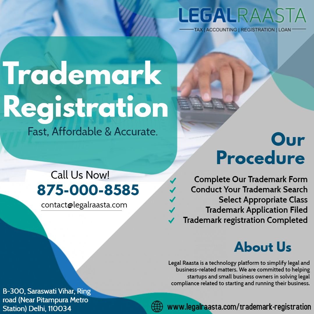 Trademark Registration Brand Registration Legalraasta Trademark Registration Brand Registration Trademark Search