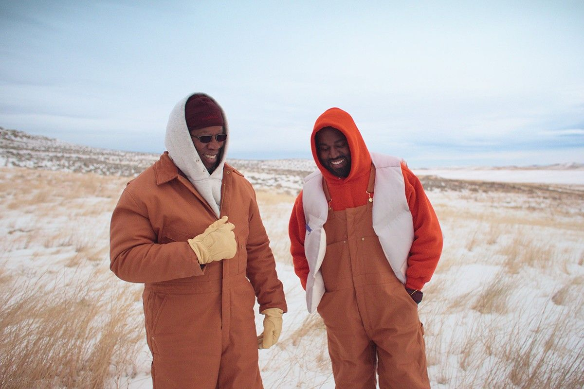Kanye West Buys Second Ranch In Wyoming Kanye West Dad Kanye West Father Kanye West
