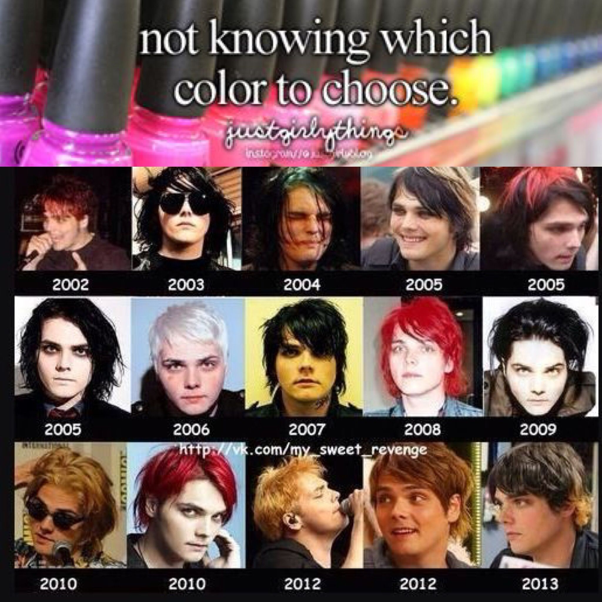 Pin By Boonoonoo On A Other Hot Boyz My Chemical Romance Emo