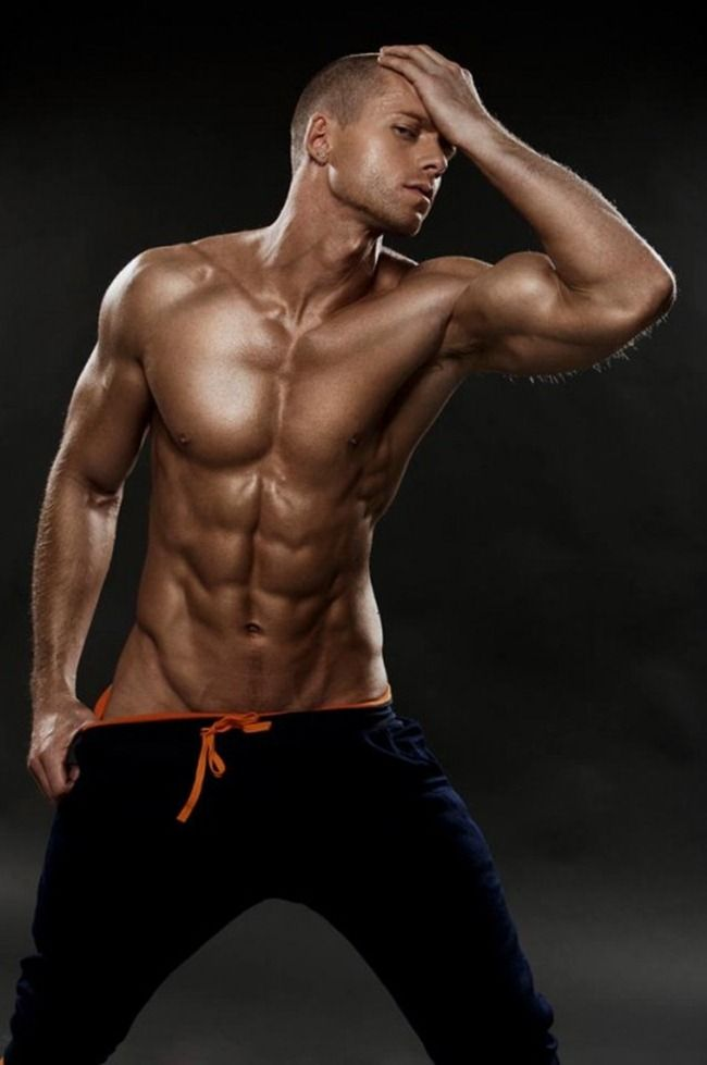 Dont care what this is... its just hot!  MASCULINE DOSAGE- Steven Dehler by Fidel Gonzalez.