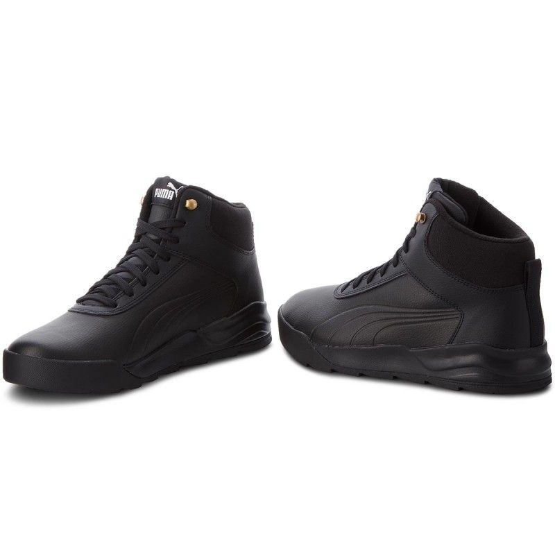 Sportcipő PUMA - Desierto Sneaker L 362065 02 Puma Black Puma Black ... c9a1864d7
