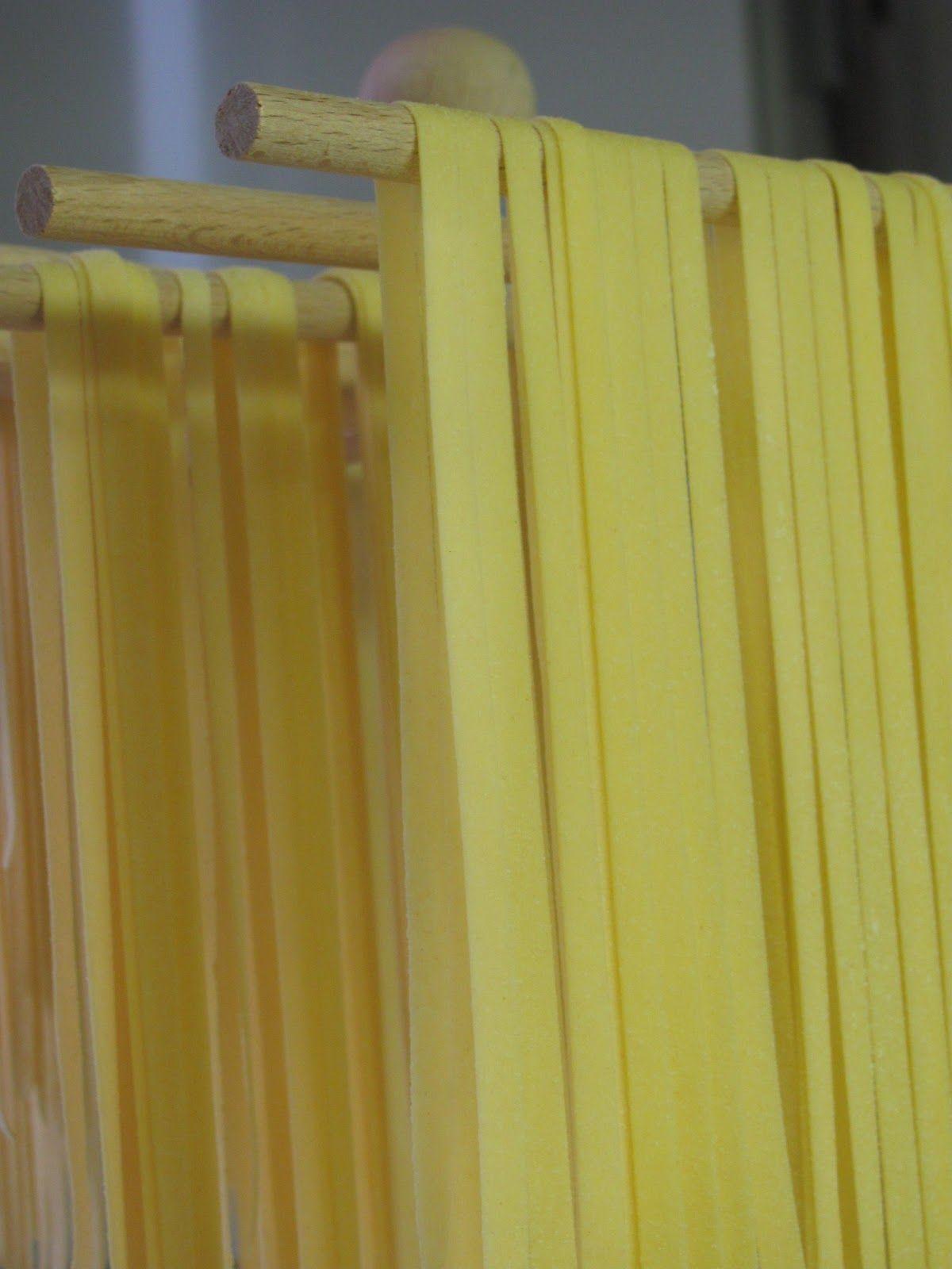 Tra dolce ed amaro: Pasta - mein Grundrezept