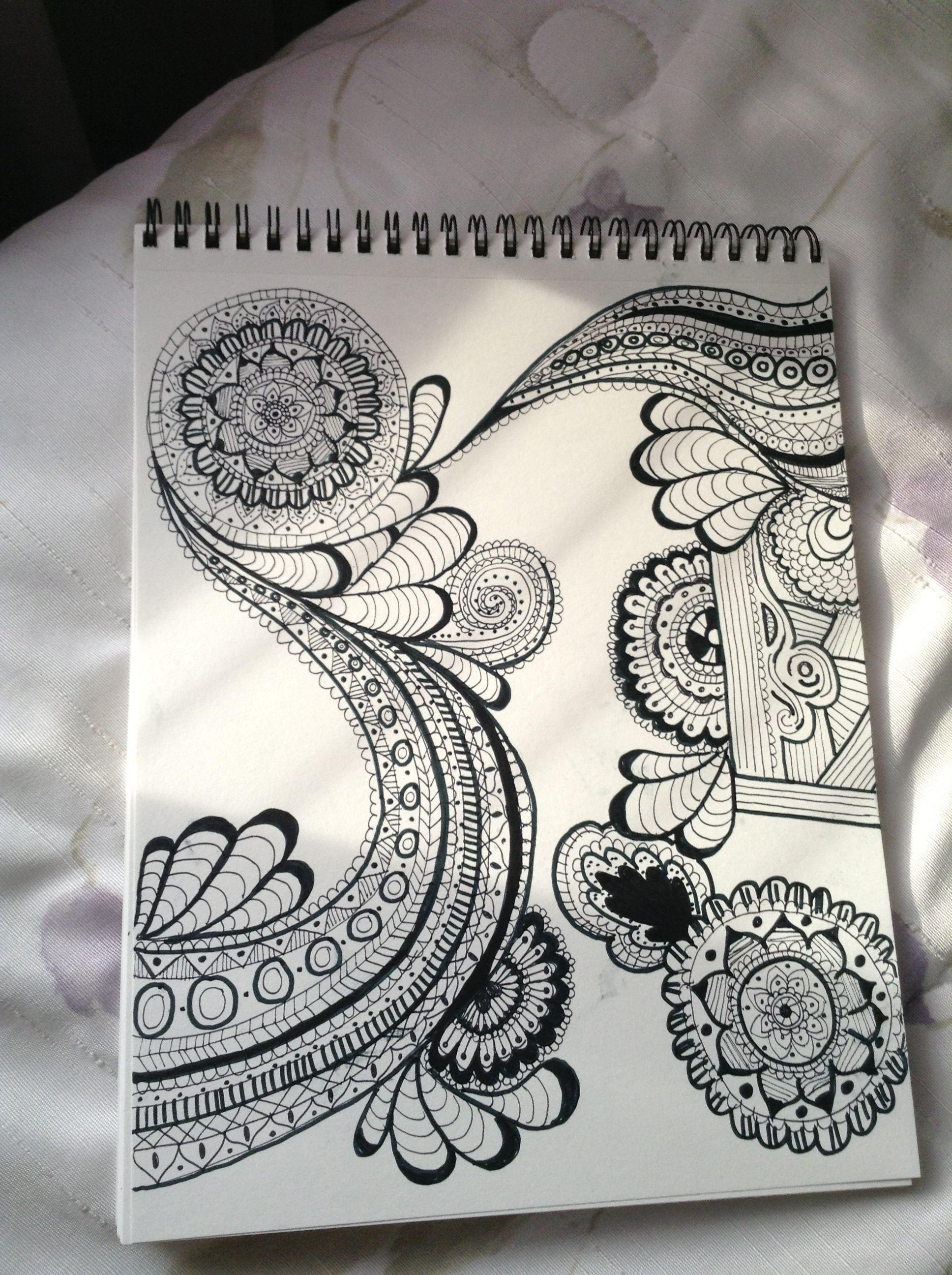 SHARPIE FINE POINT ART PEN SET 16CT |Fine Point Marker Drawings