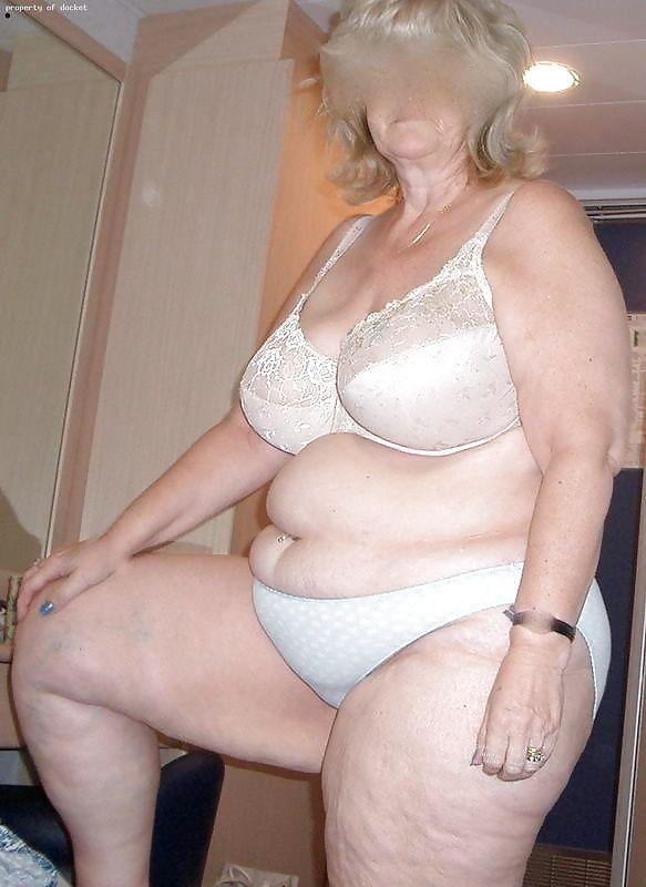 Fette bbw Granny Oma Bilder