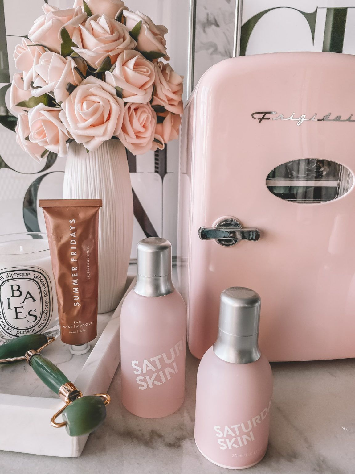Skincare Fridge Essentials Do You Have One Yet in 2020