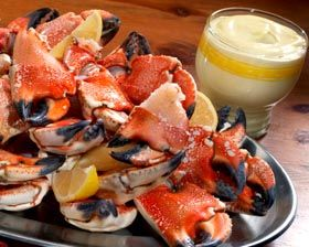 Lemon-Mustard Dip for Stone Crab Claws