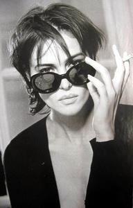 Itt a napszemüveg a lényeg és a kisugárzás