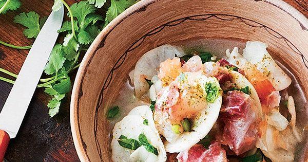 隠し味の山椒でほんのり和テイスト 『ELLE a table』はおしゃれで簡単なレシピが満載!