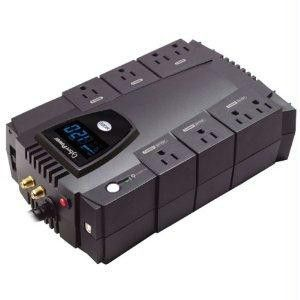 Cyberpower Systems (usa), Inc  685va Cp Avr Lcd Ups 3 Yr Wty