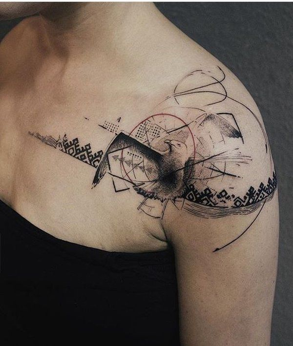 33 Originelle Möwen Tattoos Tattoo Tatuajes Abstractos Tatuajes
