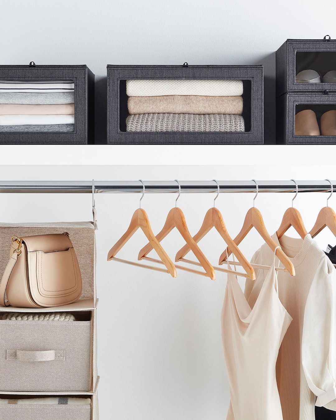"""The Container Store on Instagram: """"Make more space. Then make it your own. #MoreSpace"""""""