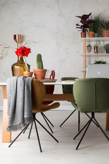 Eetkamer inrichten: doe inspiratie op voor de gaafste meubels | Woonblog #eetkamer