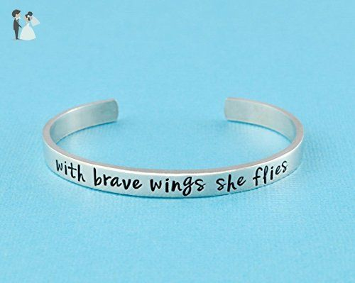 personalised bangle girls gift stamped cuff brass bangle inspirational quotes coordinates gift, Handstamped bangle
