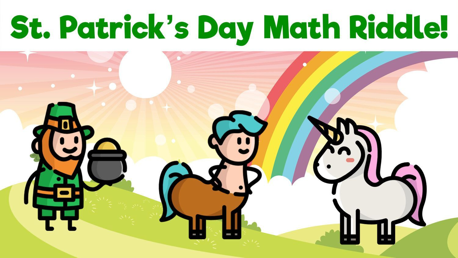 Free St Patrick S Day Math Activities For Grades K 8 Mashup Math In 2021 Math Activities Kids Math Worksheets Holiday Math Activities [ 844 x 1500 Pixel ]