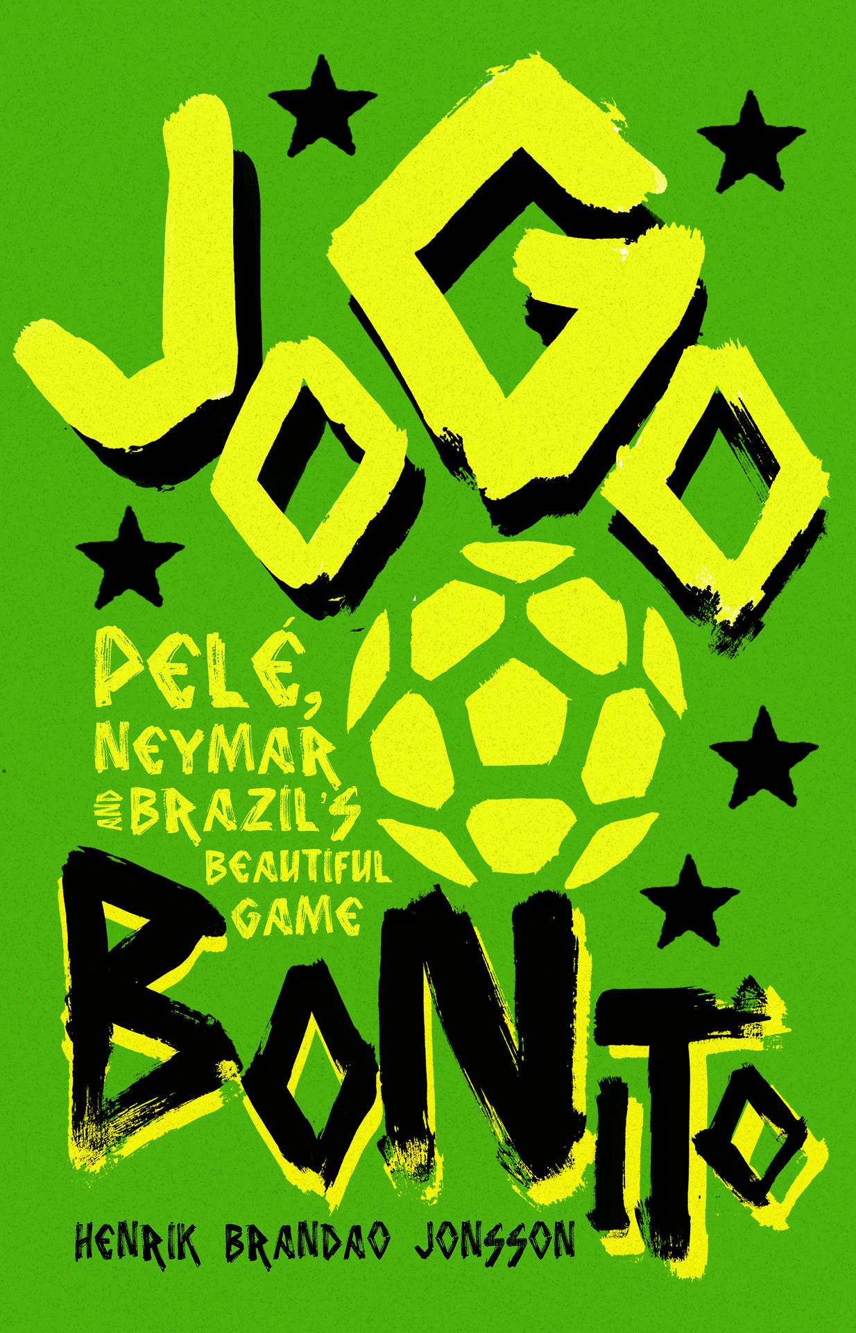 Jogo Bonito Graphic Design Typography Typography Typography Design
