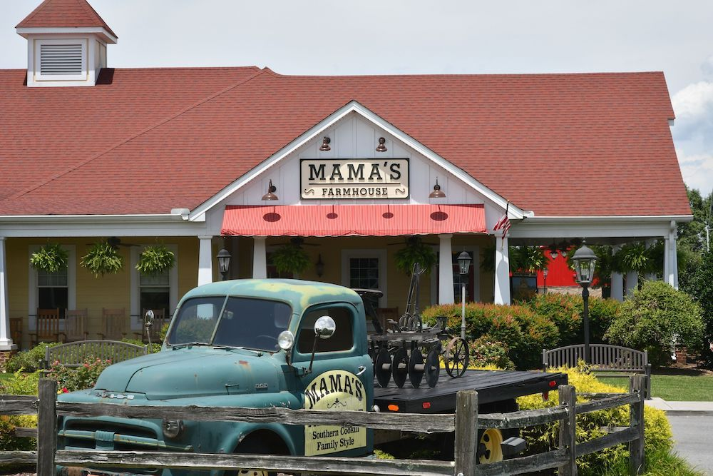 Your Guide to Mama's Farmhouse in Pigeon Delicious