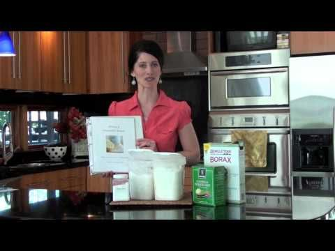 Food Storage Recipes and Food Storage Videos: All Natural Household Cleaners