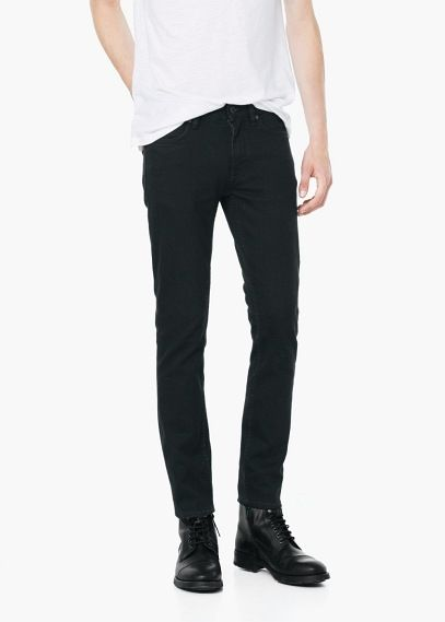 verse bien zapatos venta comprar baratas seleccione para auténtico Jeans de Hombre | MANGO | Men | fall & winter | Jeans hombre ...