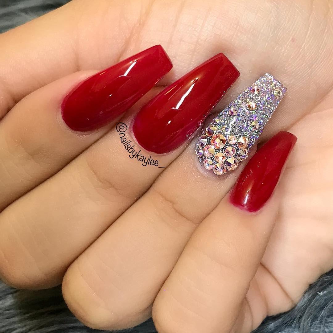 ❤️December❤   nail polish colors   Pinterest   December, Nail ...