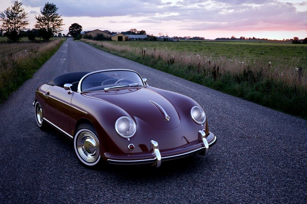 Vintage Porsche 356 Sports Cars For Sale | RuelSpot.com | classic ...