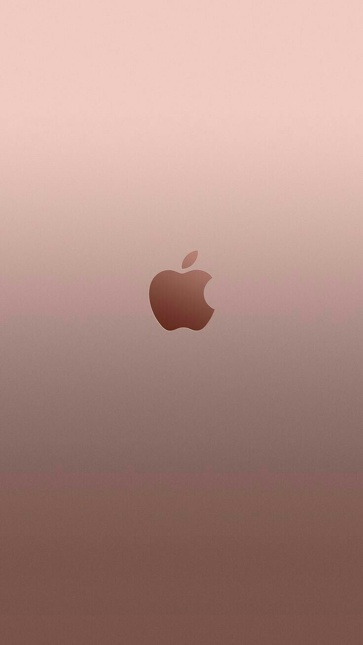 Rose gold apple Iphone 6s wallpaper, Rose gold wallpaper