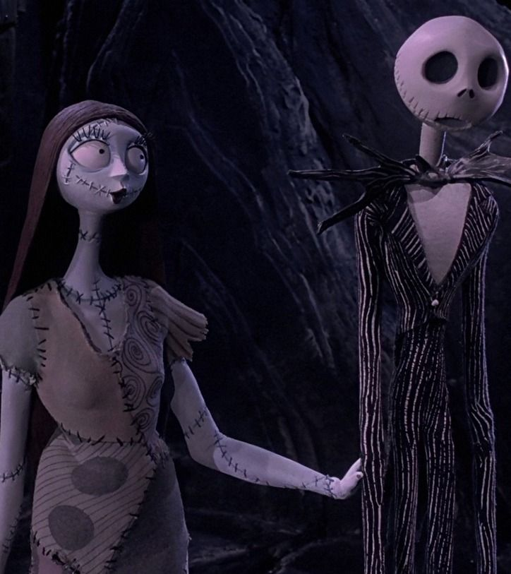 Nightmare Before Christmas Aesthetic Wallpaper.The Nightmare Before Christmas In 2019 Nightmare Before