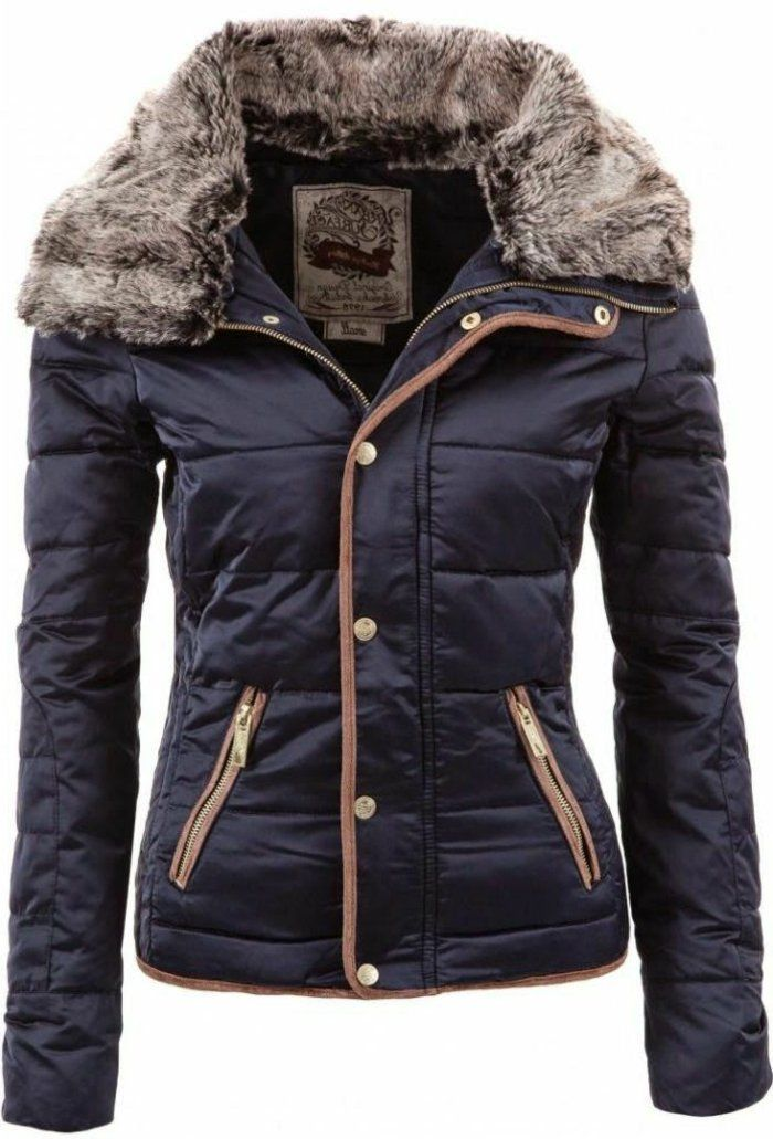 new products 621ec b85f6 Schön schwarze winterjacke damen | Mode | Fashion, Winter ...