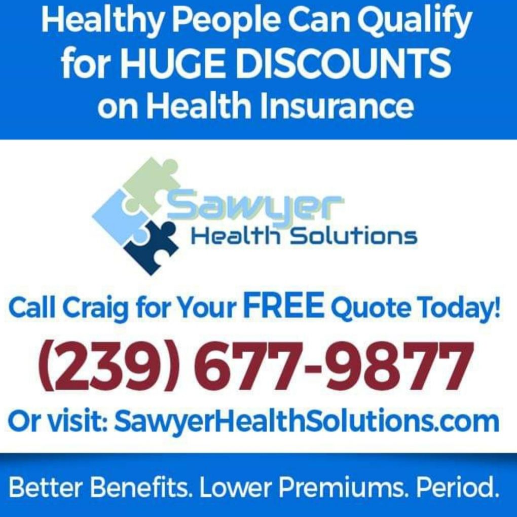 Huge Discounts On Health Insurance Some Plans With Zero Deductible Insurance Sales Insurance Content Insurance