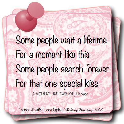 Perfect Wedding Song Love Quote Lyrics Wedding Directory Uk Wduk Some People Wait A Life Perfect Wedding Songs Love Quotes For Wedding Wedding Song Lyrics
