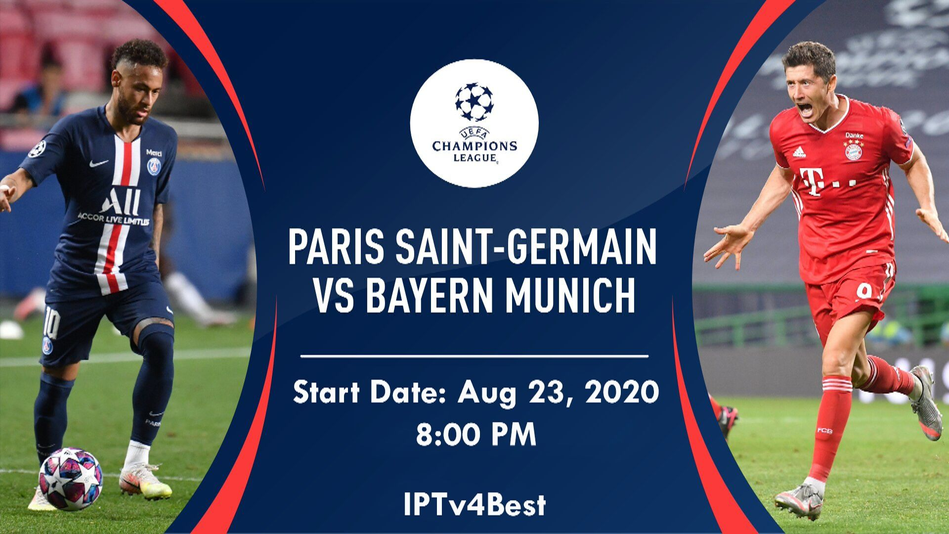 Previe Paris SaintGermain vs Bayern Munich Champions