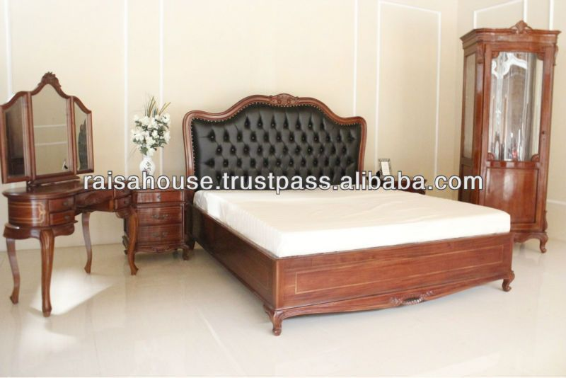 Indonesia Furmiture   French Bedroom Set   Buy French Bedroom Set