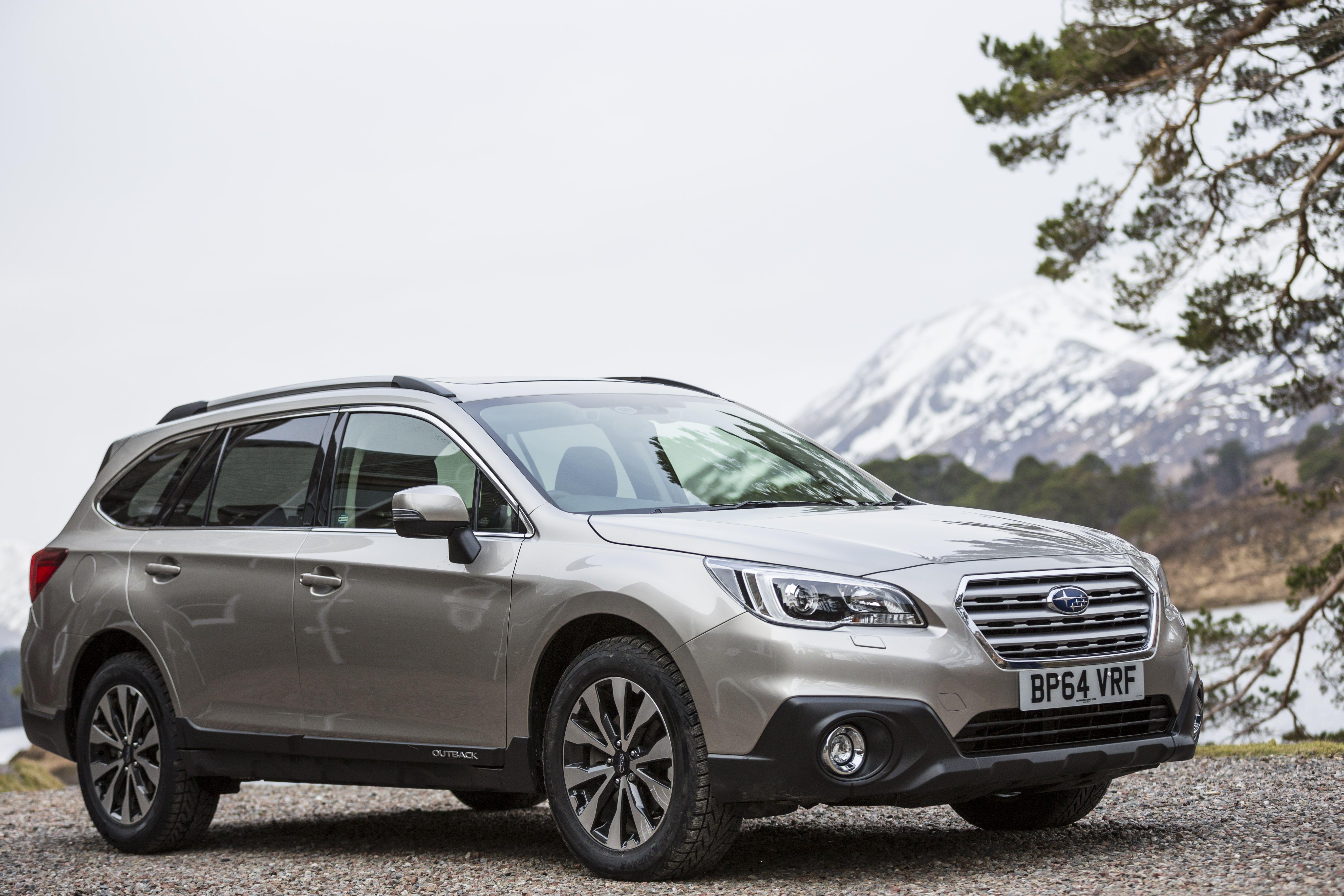 The All New Subaru Outback 2015 Subaruoutbackuk Subaruoutback Subaruuk Scotland Automotive Adventure Confidenc Subaru Outback Subaru Outback 2015 Subaru