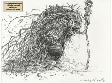 Jean-Baptiste Monge jbmonge   Illustrator Character Designer