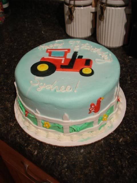 Tractor Birthday Cake Photo This Photo Was Uploaded By Abbyslye