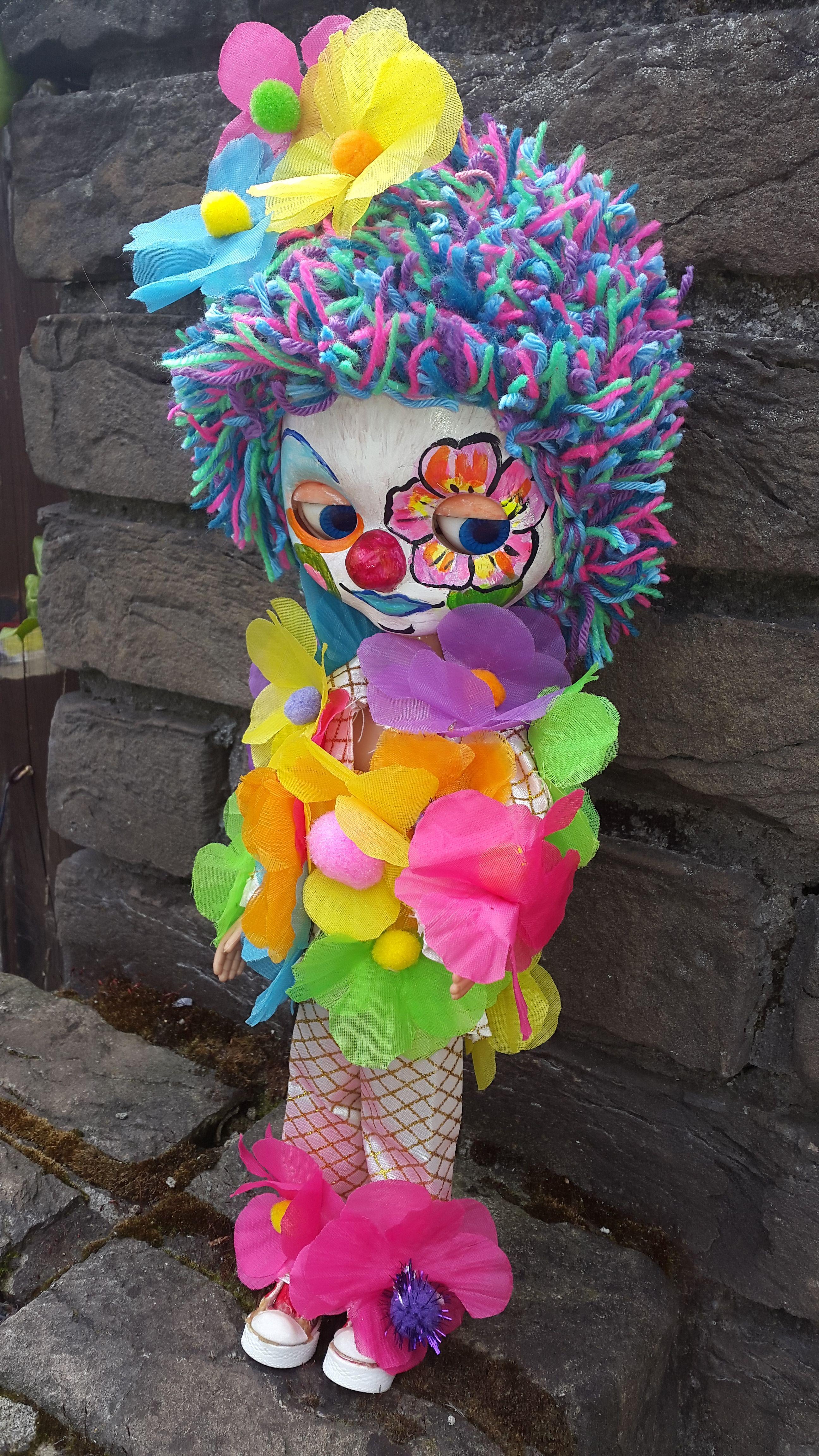 My clown custom