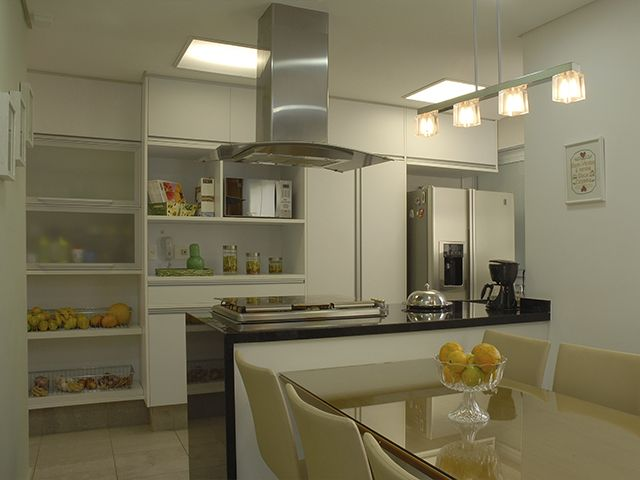 Cozinhas - Andreza Baroni Arquitetura