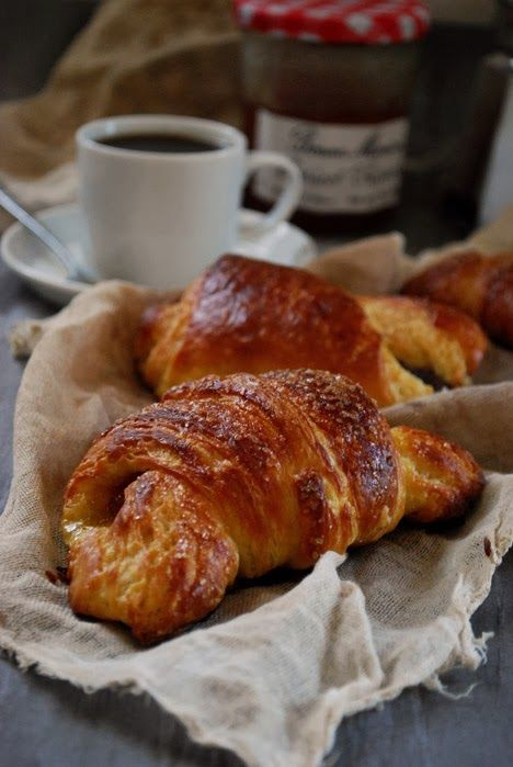 Homemade Croissants | Pass the Cocoa