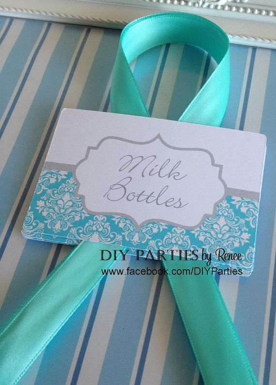 Items similar to Candy Buffet Jar Labels - Personalised with ...