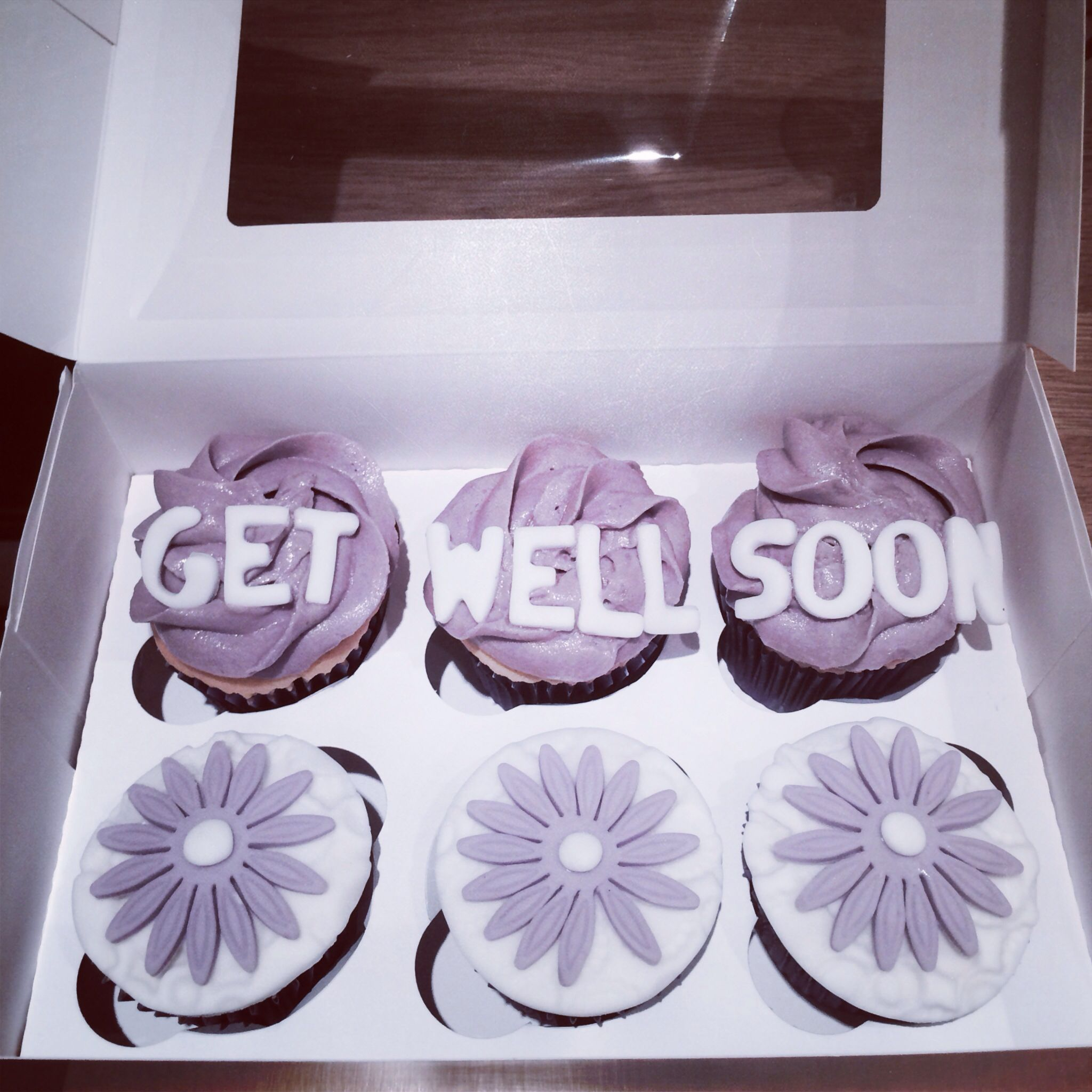Get well soon cupcakes Cake, Cupcakes, Get well soon