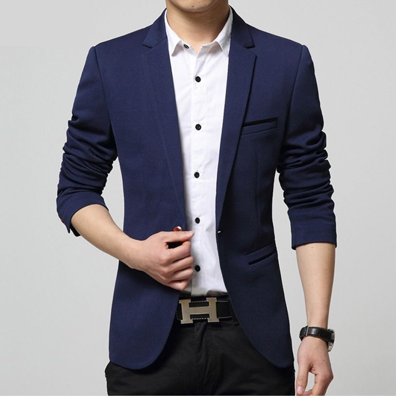 2015 Summer Style ᗑ Luxury Business Casual Suit Men Blazers № Set ...
