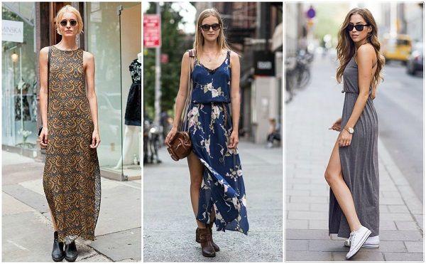 O vestido longo é uma peça coringa para este verão. Confira como usá-lo como uma fashionista.