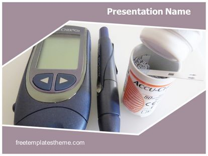 Download free diabetes powerpoint template for your powerpoint download free diabetes powerpoint template for your powerpoint presentation toneelgroepblik Image collections