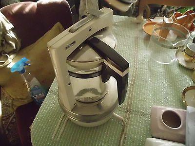Krups Druckbrühautomat Kaffeemaschine Type 252 weiß 70ersparen25