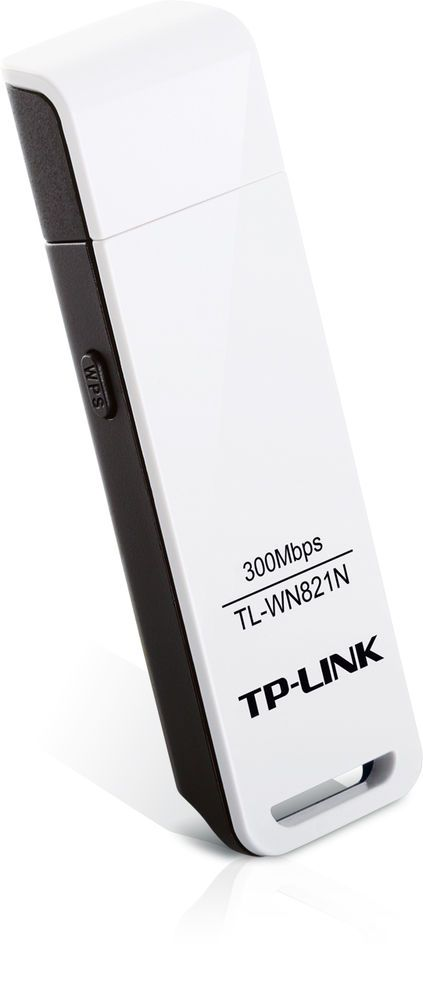 Tp Link Tl Wn821n Wireless N Usb Wifi Adapter 300 Mbps Mimo Brand