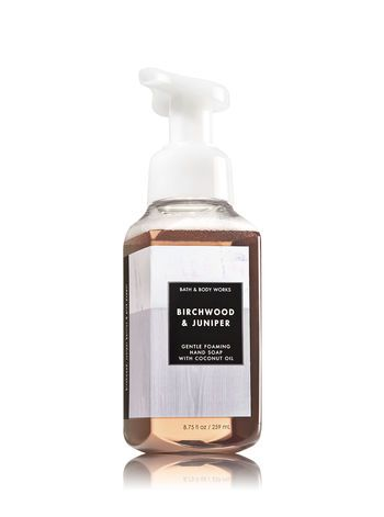 Birchwood Amp Juniper Gentle Foaming Hand Soap Bath And Body