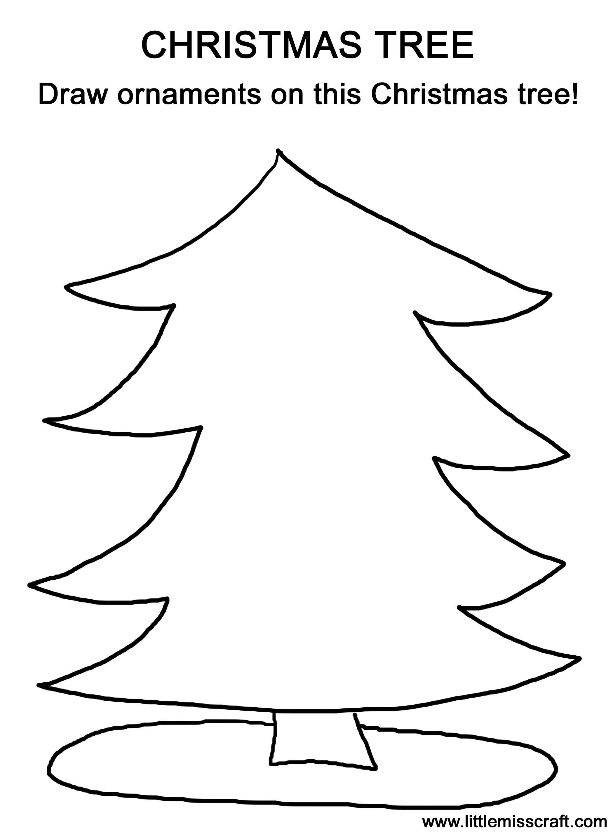 Crafts Christmas Tree Doodle Coloring Page Christmas Tree Drawing Doodle Coloring Tree Doodle