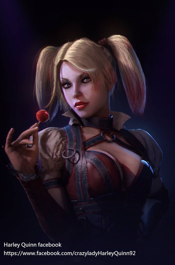 Images about harley quinn on pinterest arkham